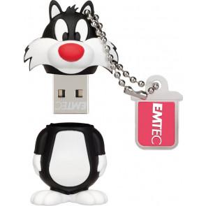EMTEC MEMORIA USB2.0 L101 16GB LT Sylvester 3D