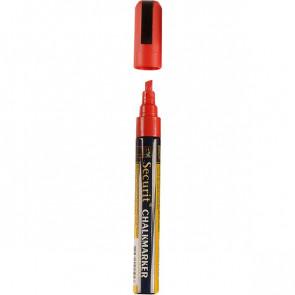 Pennarelli a gesso liquido Securit 2-6 mm rosso SMA-510 Rd