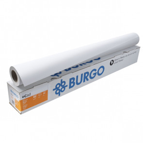 CARTA INKJET PLOTTER OPACA 610MMX50MT 80GR CAD 80ECO BURGO