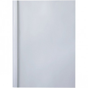 Cartelline termiche GBC liscia 35 mm 320 fogli trasp./bianco IB370120 (conf.50)