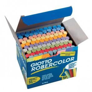 Gessetti Robercolor Giotto 80 mm colorato 539000 (conf.100)
