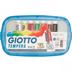 Tubetti tempera Giotto 12 ml 303000 (conf.7)