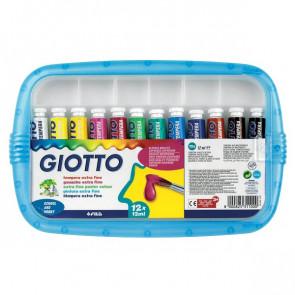 Tubetti tempera Giotto 21 ml 327000 (conf.5)
