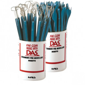 Spatole DAS in barattolo 385800 (conf.48)