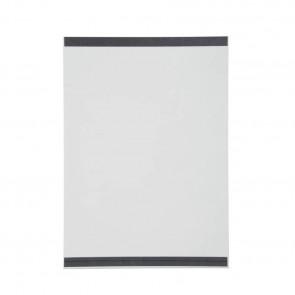 Tasca magnetica DURABLE plastica trasparente formato A4 busta da 2 - 487419