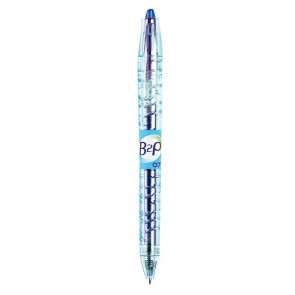 Penna gel BEGREEN B2P blu 0,7 mm 040181