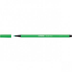 STABILO pen 68 Fluo - verde fluorescente - 1 mm - dai 7 anni - 68/033 (conf.10)