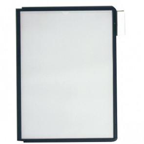 Pannelli Sherpa® Durable A4 nero 5606-01 (conf.10)