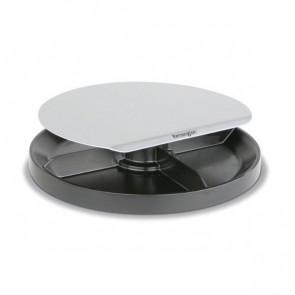 Supporto monitor Spin2 con portacessori - grigio - monitor max 18kg- Kensington