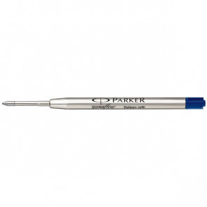 Refill sfera QuinkFlow Parker Parker Pen 1 mm sfera media blu 1 mm SO909480