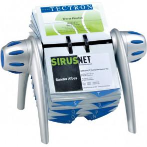 Schedario rotativo per biglietti da visita Visifix® flip Durable 2417-23