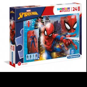 CLEMENTONI 24 MAXI- SPIDER-MAN