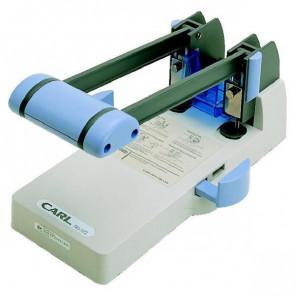 CARL perforatore 2 fori alti spessori grigio/azzurro