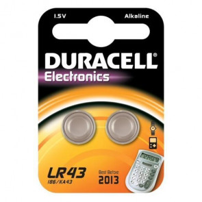 DURACELL CF2DUR SPECIAL. ELECTRONICS LR43