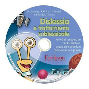 ERICKSON DISLESSIA E TRATTAMENTO SUBLESSICAL