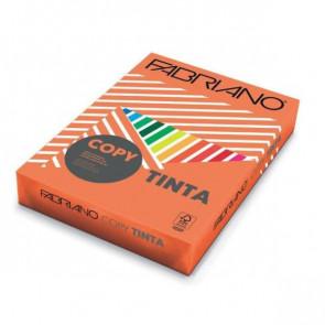 CARTA COPY TINTA A3 160gr 125fg col.forti ROSSO FABRIANO