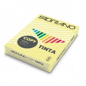 FABRIANO CARTA COPY TINTA A4 80GR 500FG COL.TENUE BANANA (cfz 5 risme)