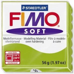 FIMO SOFT 57 G VERDE MELA