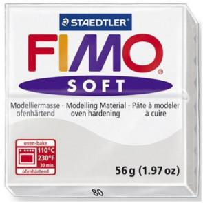 FIMO SOFT 57 G GRIGIO DELFINO