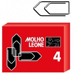 MOLHO LEONE 10 CF da 100 FERMAGLI ZINCATI NR4