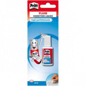 Correttore A Pennello Pritt Fluid 1620 20Ml