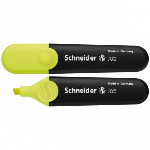 Evidenziatore JOB PPL 1-5mm giallo SCHNEIDER cfz 10