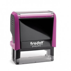 Trodat Timbro Autoinch. Printy 4912 Fucsia