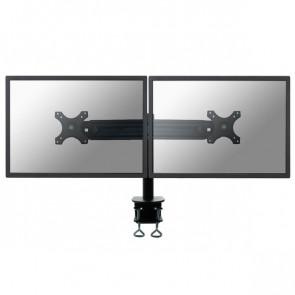 """Supporto da scrivania 2 monitor LCD/LED/TFT fino a 30"""" Newstar - FPMA-D700D"""