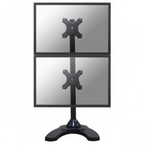 """Supporto da scrivania 2 monitor LCD/LED/TFT fino a 27"""" Newstar - FPMA-D700DDV"""
