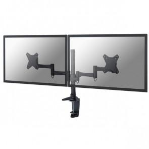 Supporto da scrivania per 2 schermi LCD/LED/TFT Newstar - FPMA-D1330DBLACK