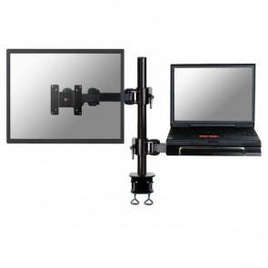 Supporto da scrivania con 3 snodi per schermi LCD/LED/TFT Newstar - FPMA-D960NOTEBOOK