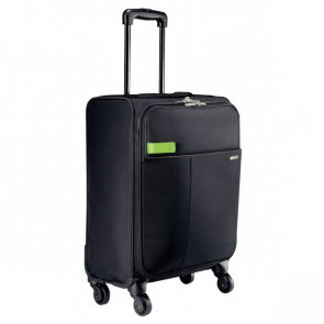 Trolley Smart traveller Carry-on 4 ruote Leitz - 38x55x22,5 cm - 62270095