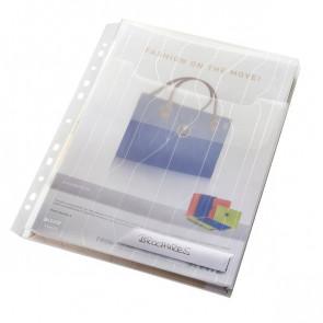 Busta Combi File espandibile Leitz bianco avorio 47270003 (conf.3)
