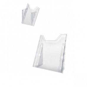 Porta-avvisi Combiboxx da tavolo e da parete Durable 1 vaschetta f.to A4 8578-19