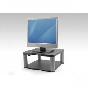 Supporto monitor Premium Fellowes grigio grafite 9169401