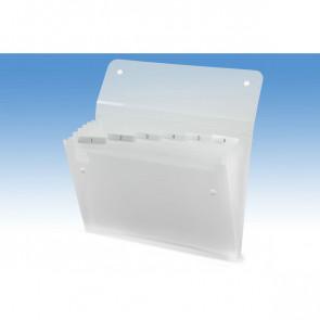 Archiviatore a soffietto Ice Rexel 6 tasche 2102033