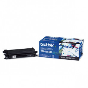 Originale Brother TN-135BK Toner alta resa SERIE 135 nero