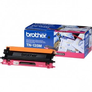 Originale Brother TN-135M Toner alta resa SERIE 135 magenta