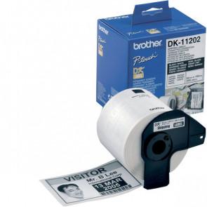 Etichette adesive in carta serie DK Brother 62x100 mm 300 DK11202