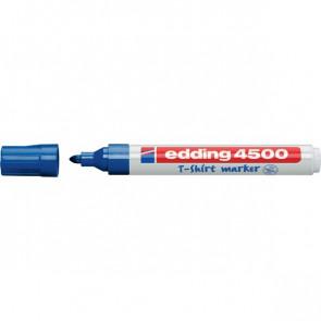 Marcatore per tessuti 4500 Edding blu tonda 2-3 mm 4500 003