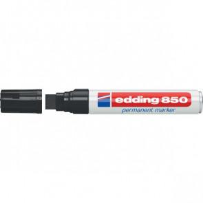 Marcatore permanente 850 Edding nero scalpello 5-16 mm 850 001