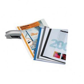 Cartellina per rilegatura Durabind Durable nero 2250-01 (conf.25)