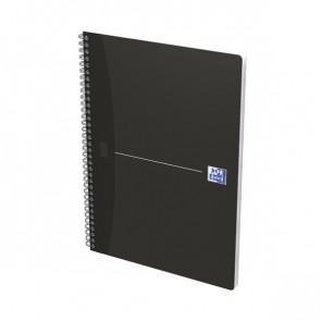 Blocco spiralati Office Smart Black&Original Blue Oxford A4 1R nero 90 ff 100102931