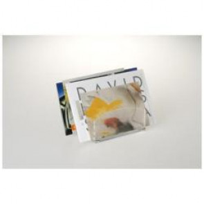 Spartilettere Acrylic Tecnostyl trasparente ACR004