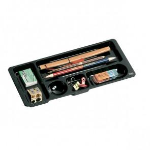 Bacinella portatutto da cassetto Lebez nero 3712