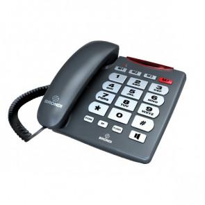 Telefono BRAVO 10 Brondi Nero