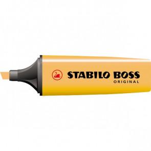Scatola cartone evidenziatori Stabilo Boss Original arancio 2-5 mm 70/54 (conf.10)