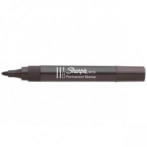 Marcatore permanente Sharpie M15 Papermate tonda nero 1,8 mm S0192584 (conf.12)