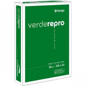Repro FSC Burgo Repro 80 Verde A4 80 g/mq 104 µm 8132 (conf.5)