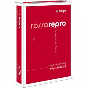Repro Rossa Burgo A4 80 g/mq 104 µm 8133 (conf.5)